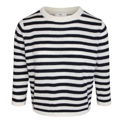 Allude stribet bluse 3/4