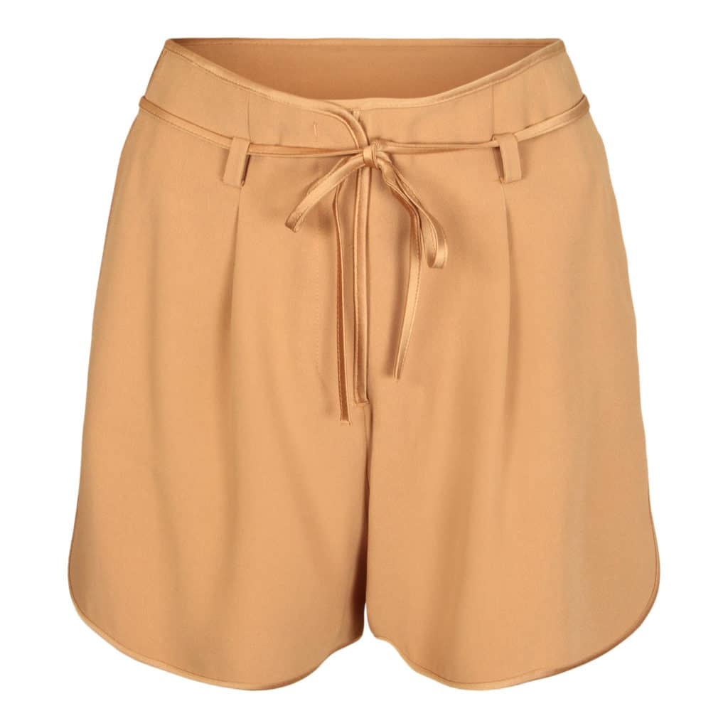 Moncler Orange Shorts