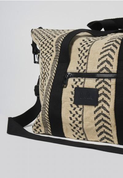 Lala Berlin Big Bag Muriel Hessian XL