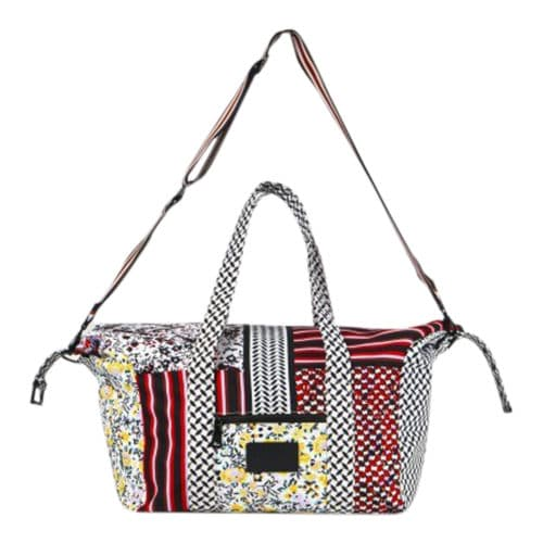 Lala Berlin Big Bag Muriel Patchwork