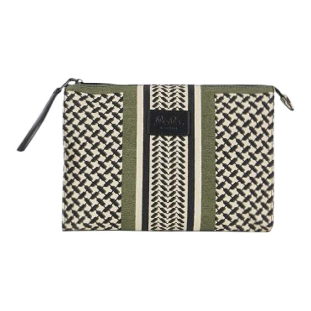 Lala Berlin Pouch Pili Olive