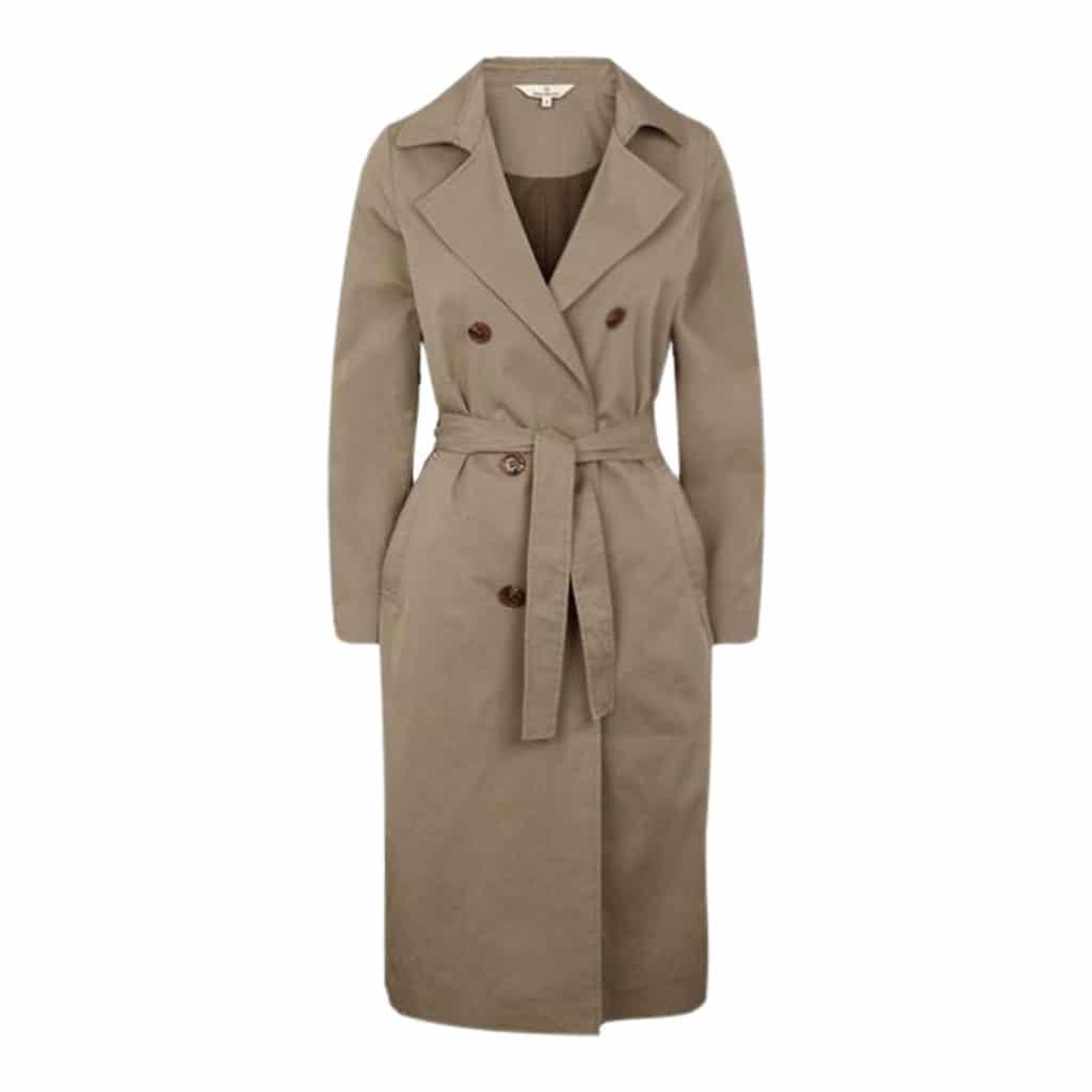 Elise Gug Trench Coat