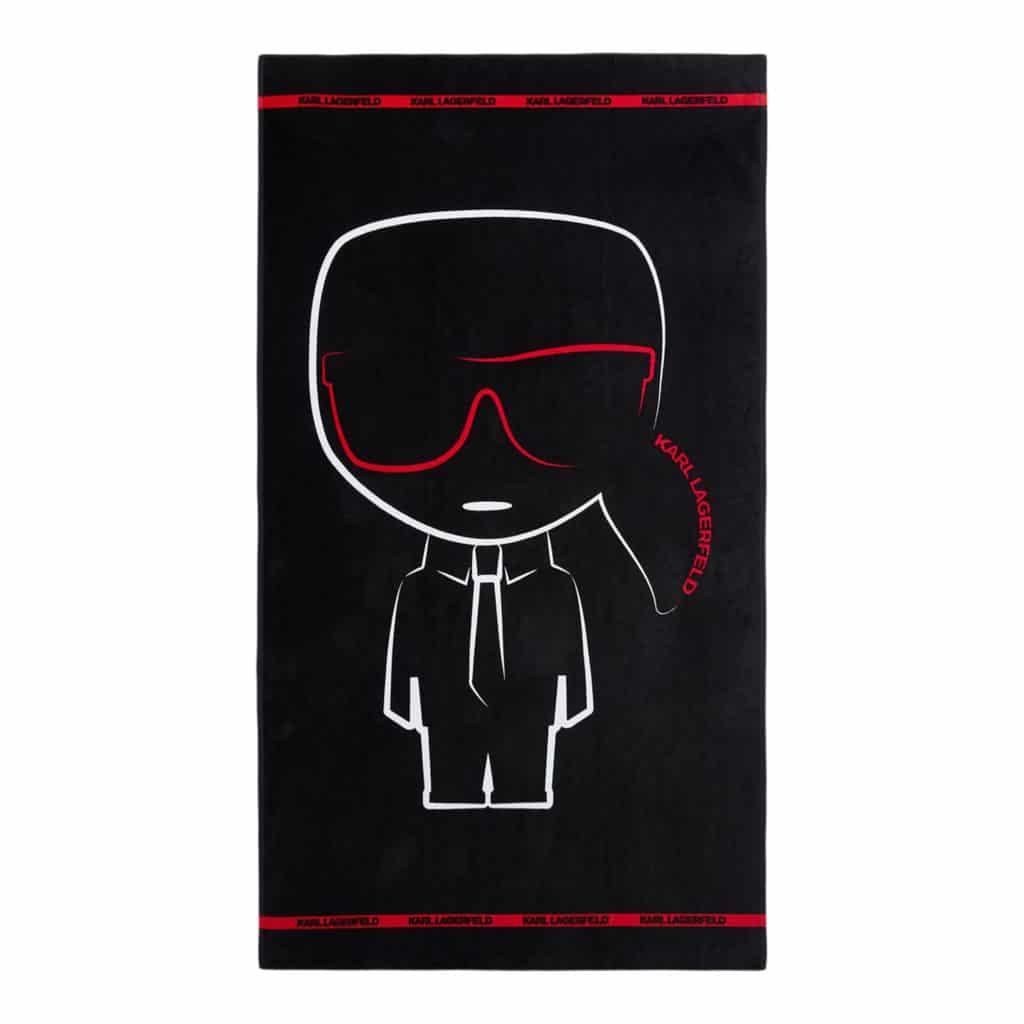 Karl Lagerfeld Håndklæde