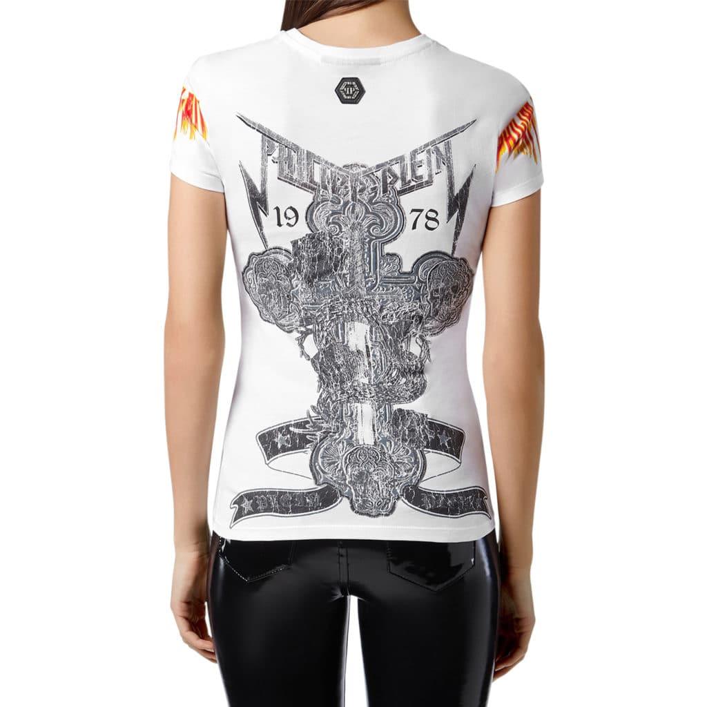 Philipp Plein Rock SS T-shirt