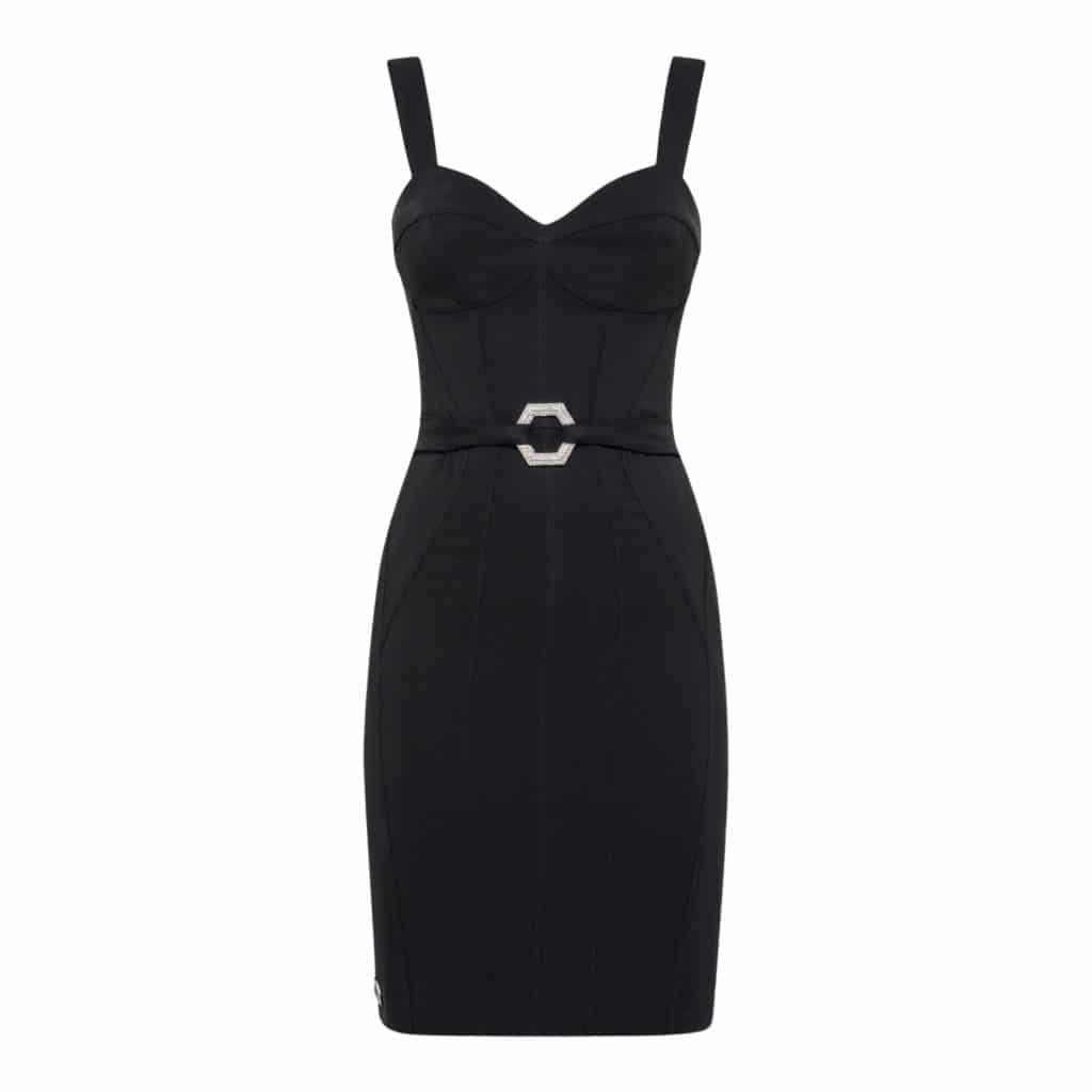 Philipp Plein Kort elegant kjole