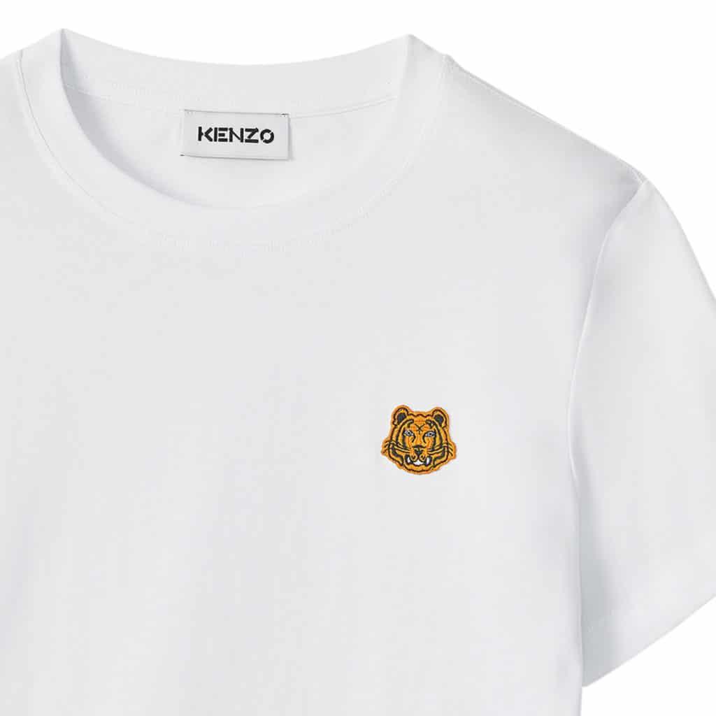 Kenzo Hvid T-shirt