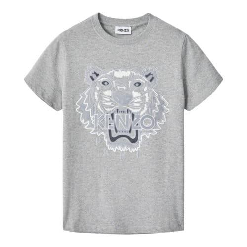Kenzo grå tiger t-shirt
