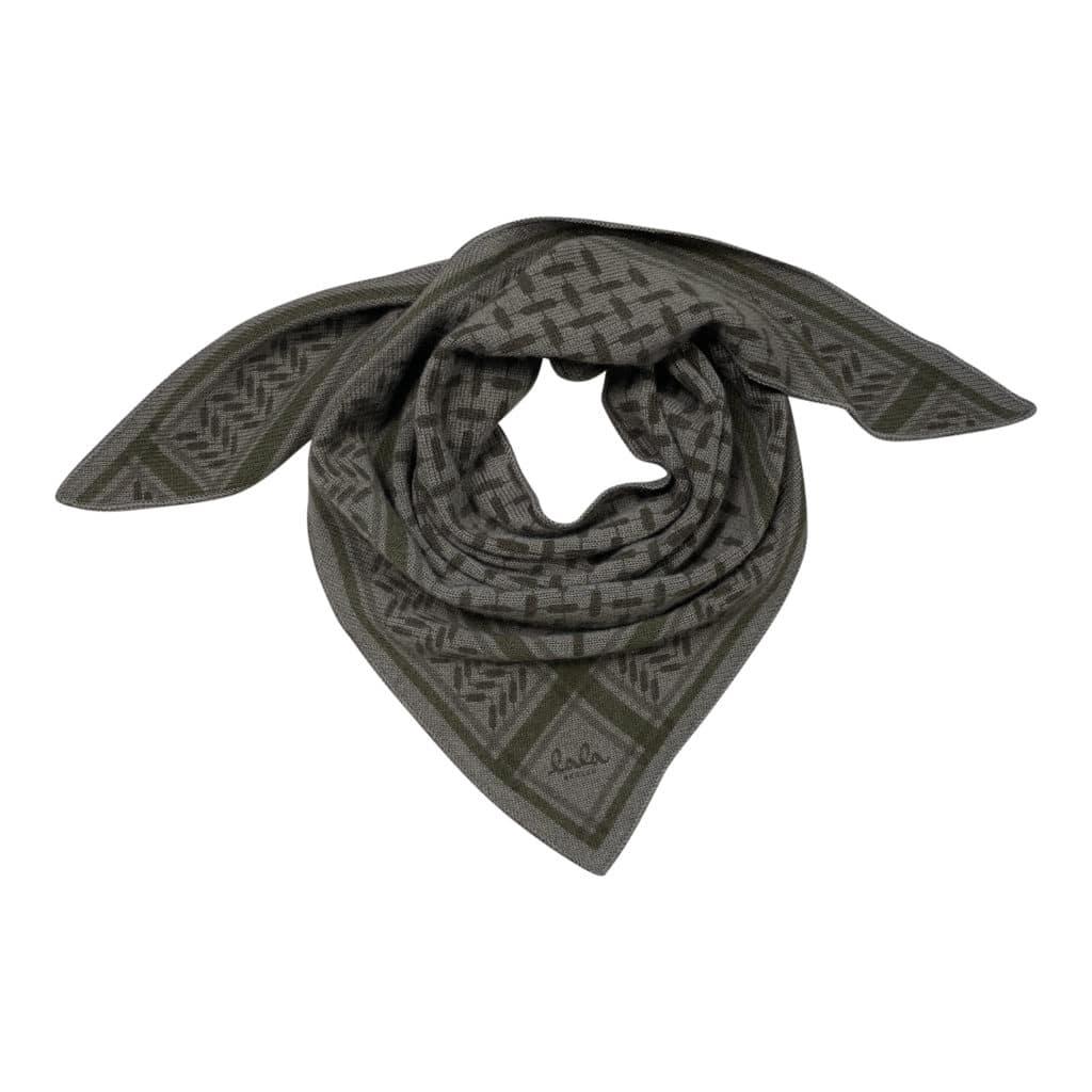 Lala Berlin Triangle Colored S Tørklæde