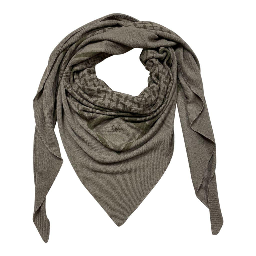 Lala Berlin Triangle Colored M tørklæde