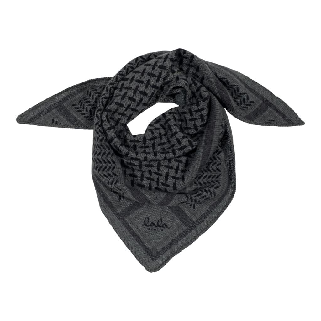 Lala Berlin Triangle Classic Tørklæde S Olivio