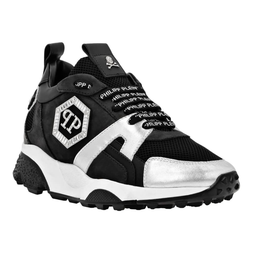 Philipp Plein Runner Hexagon Sneakers