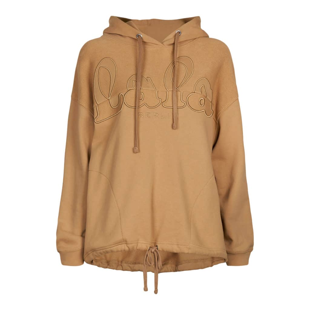 Lala Berlin Sweatshirt Inka Camel