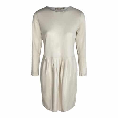 Elise Gug Gug kjole Cream