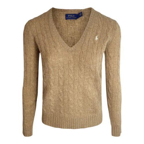 Polo Ralph Lauren Tan Sweater