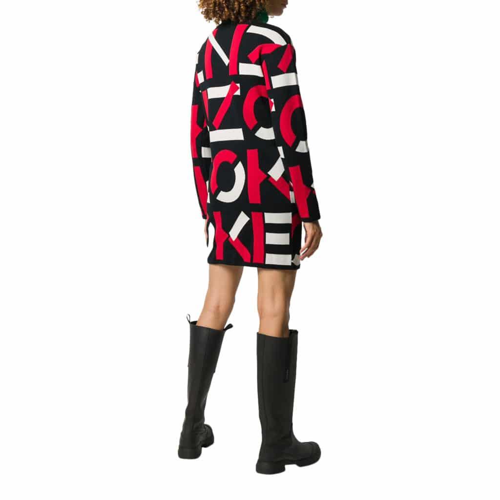 Kenzo Sweater Kjole
