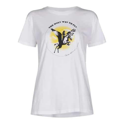 Lala Berlin T-shirt Cara Pegasus