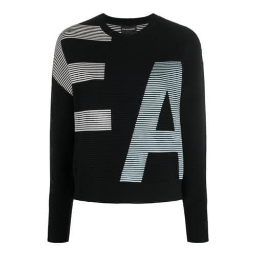 Emporio Armani Rib Sweater