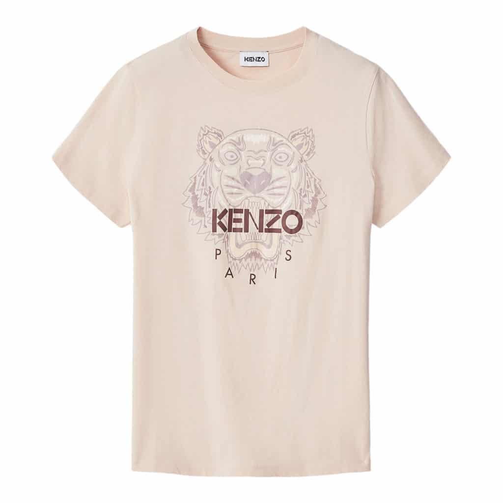 Kenzo Nude Tiger T-shirt