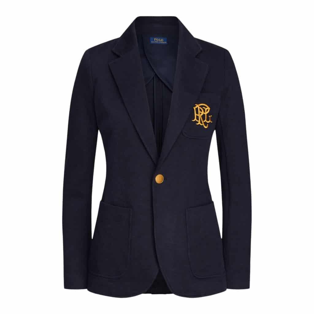 Polo Ralph Lauren Jersey Blazer