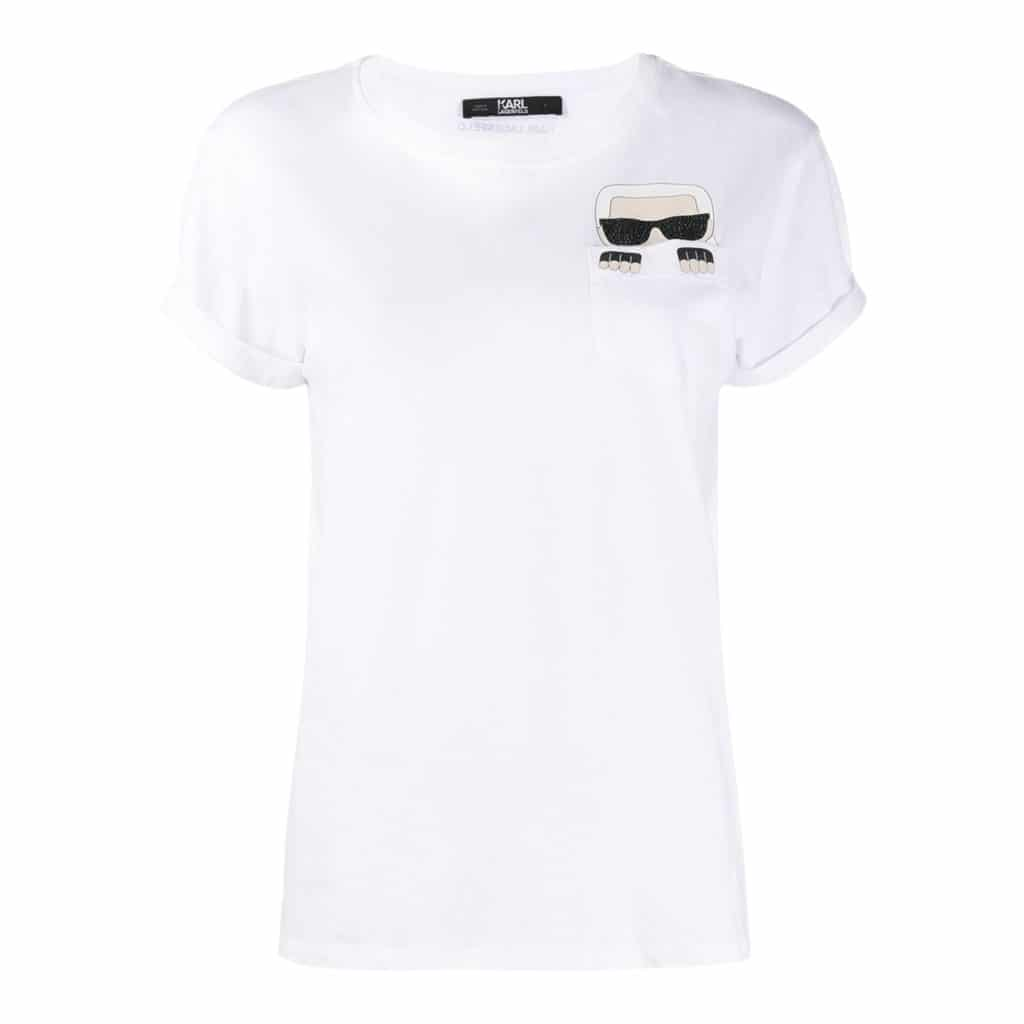 Karl Lagerfeld Pocket T-Shirt