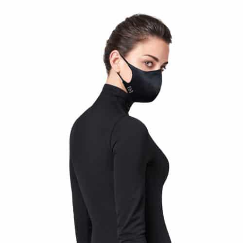 Wolford Care Maske Sort