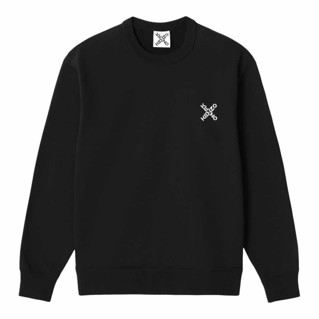 Kenzo Sport Klassisk Sweatshirt
