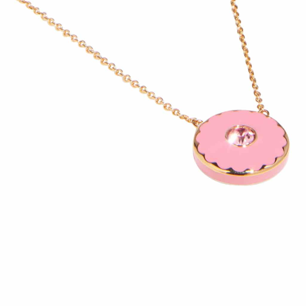 Marc Jacobs The Medallion Guld/Cream/Pink