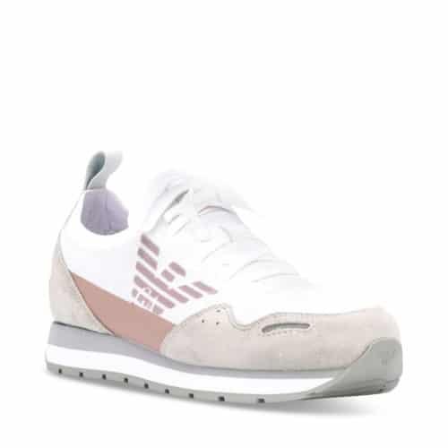 Emporio Armani Woven Sneaker