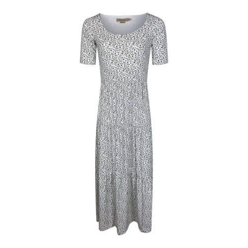 ELISE GUG Maxi kjole Flower Print