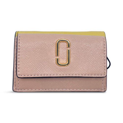 Marc Jacobs Snapshot Mini Trifold Pung