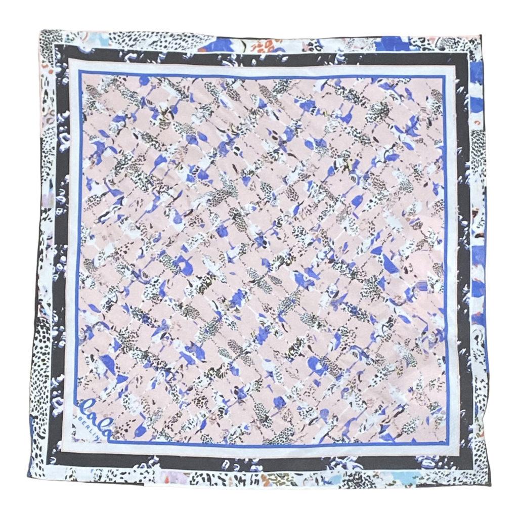 Lala Berlin Cube Cheeta XS tørklæde