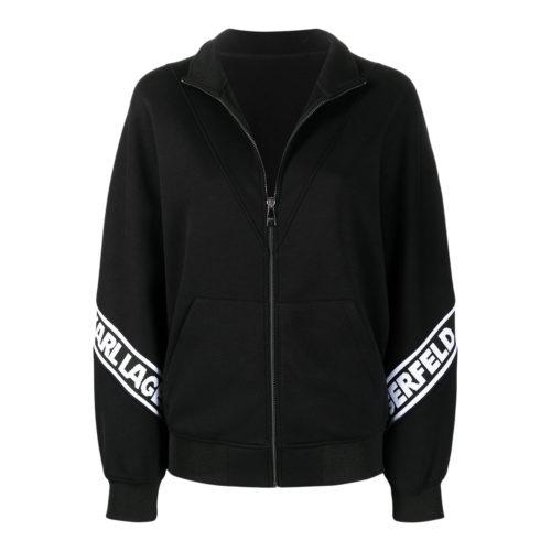 Karl Lagerfeld Sweatshirt med Logo