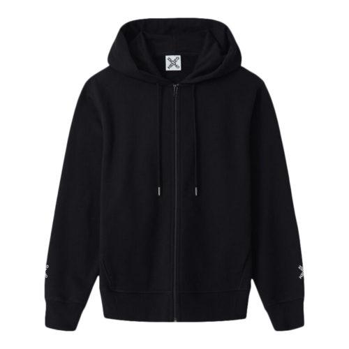 Kenzo Zip Up Sweatshirt