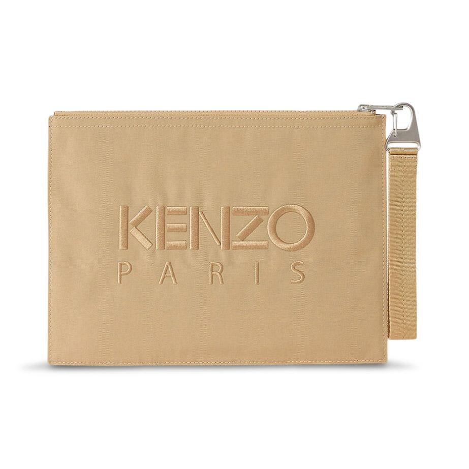 Kenzo Beige Pouch