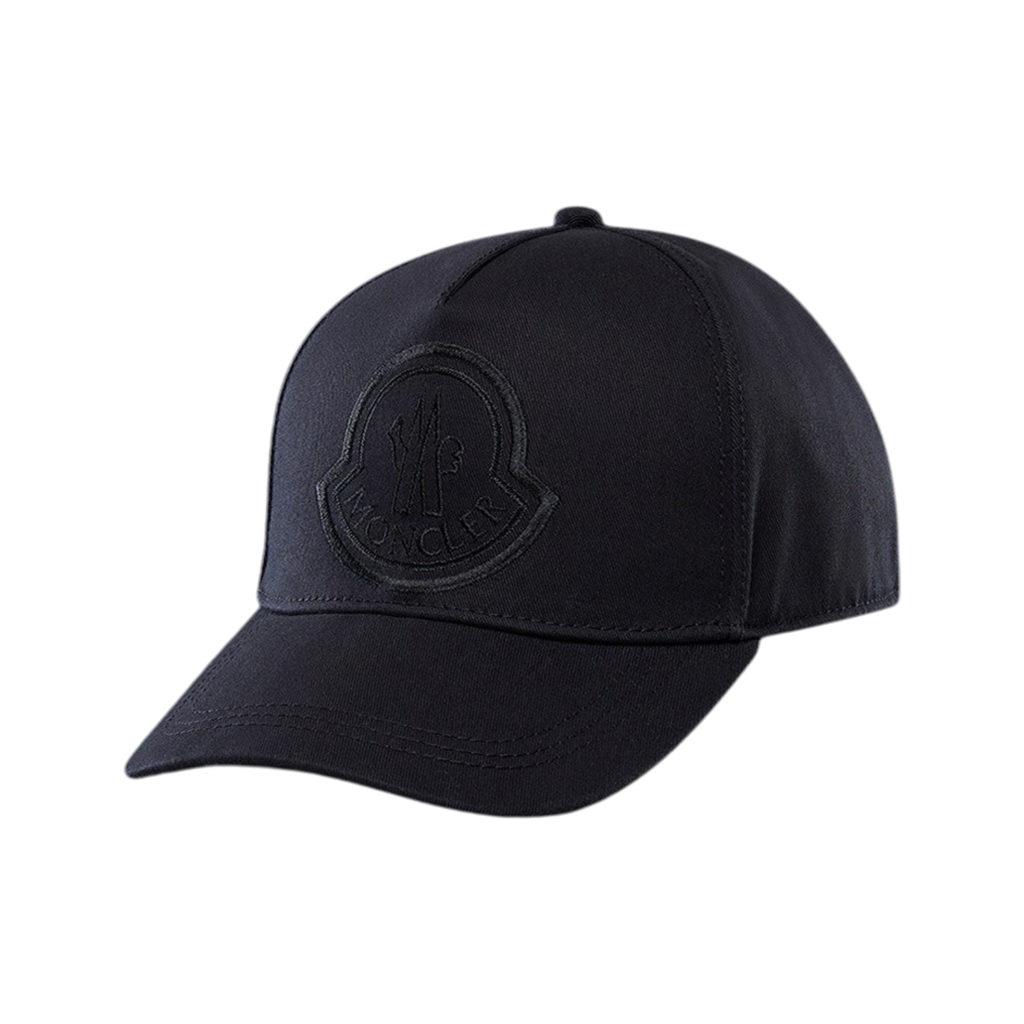 Moncler Navy Cap
