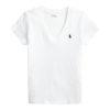 Polo Ralph Lauren hvid  Kortærmet Skjorte