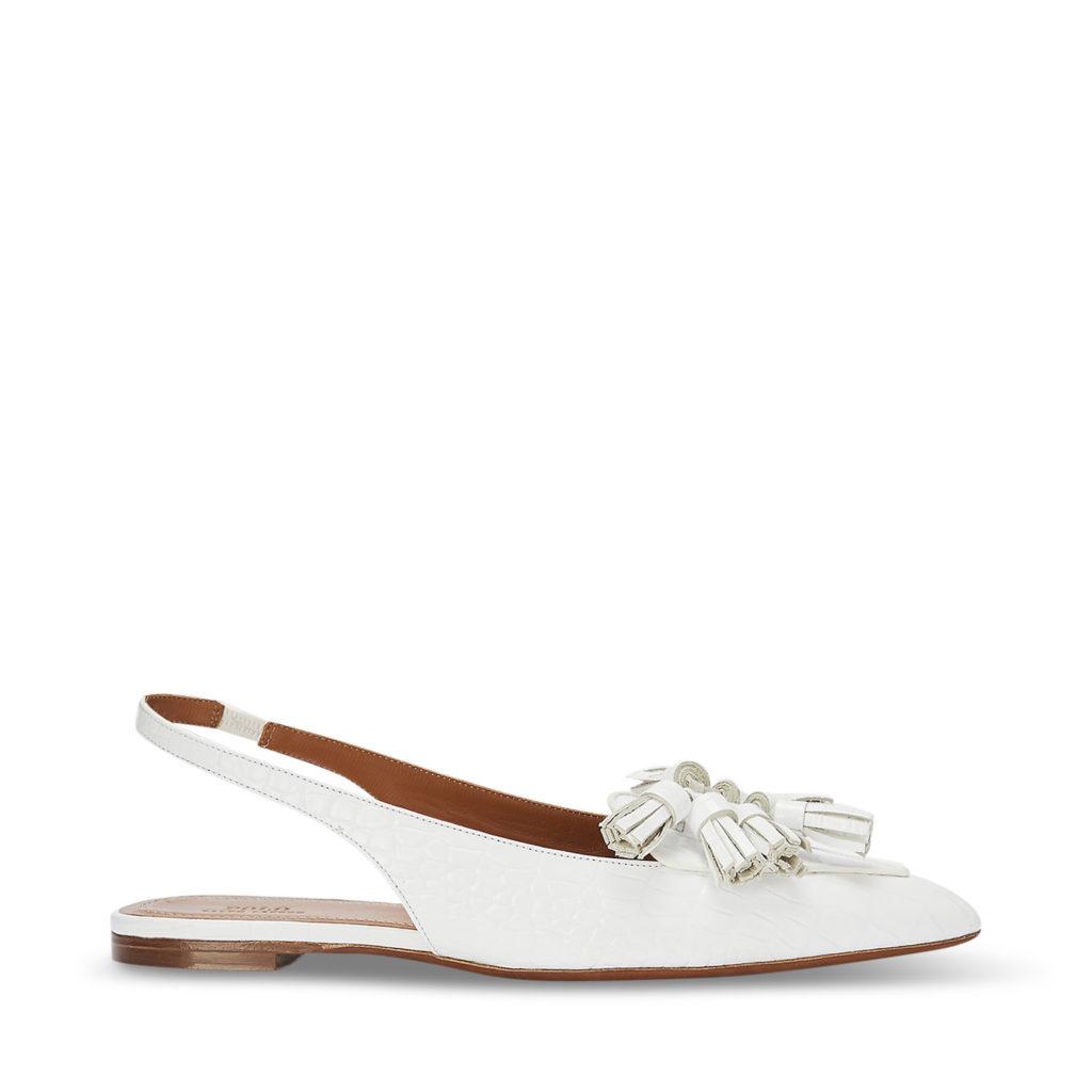 Polo Ralph Lauren Croco Stamp Ballerina sko