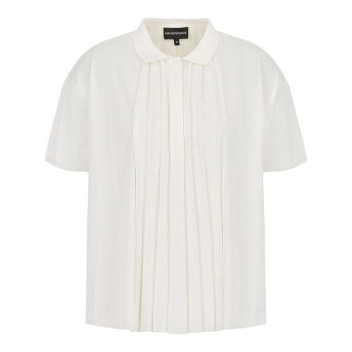 Emporio Armani hvid Bluse