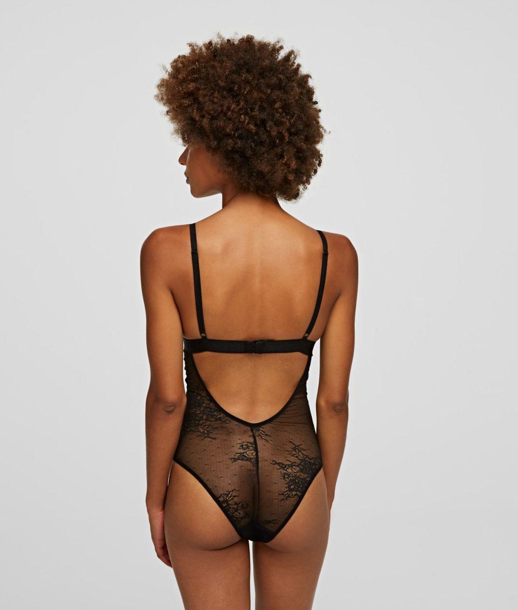 Karl Lagerfeld Lace Body