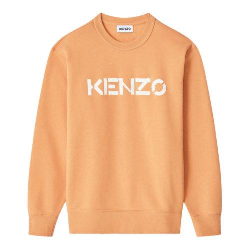 Kenzo Cognac logo Sweat