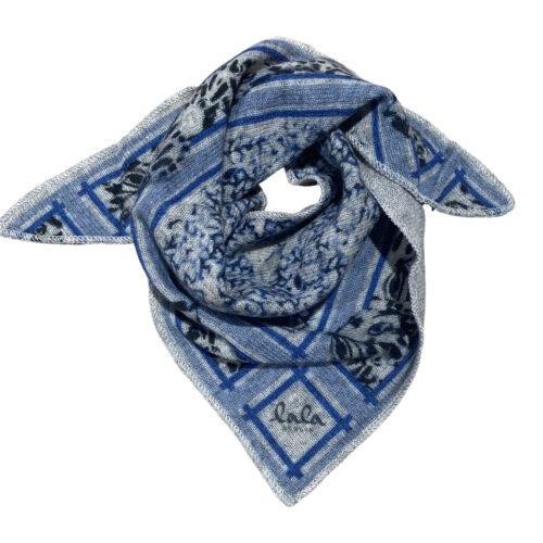 Lala Berlin Triangle Butterfly Blue