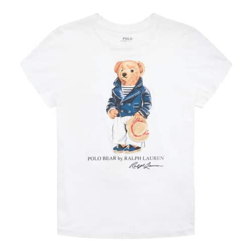 Polo Ralph Lauren Blå Teddy T-shirt
