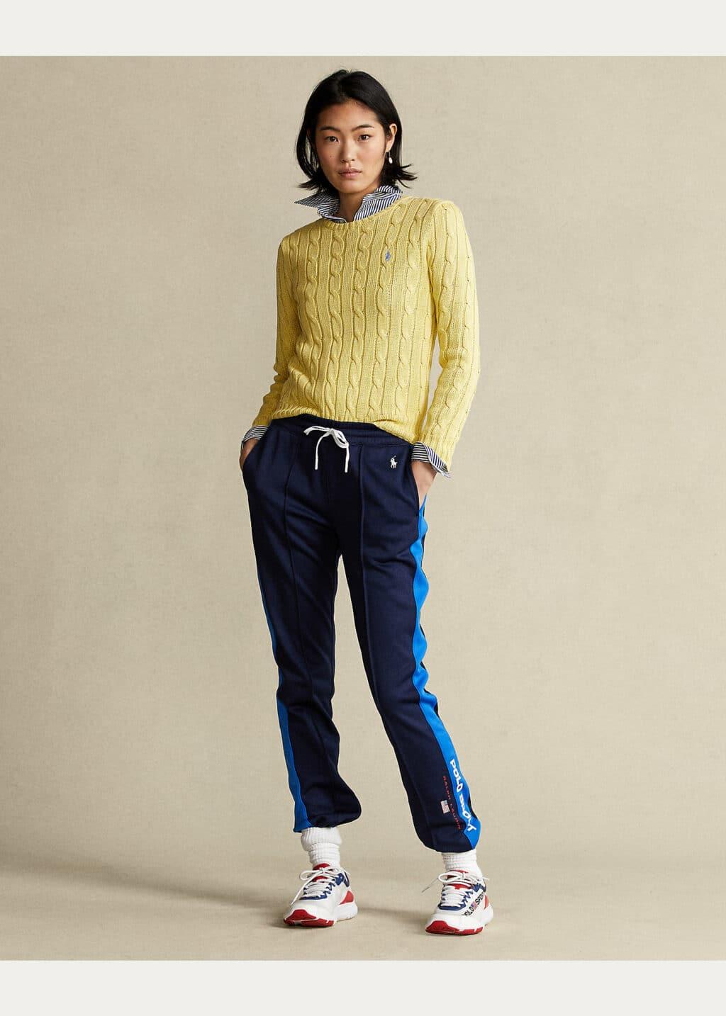 Polo Ralph Lauren Paste Gul Pullover