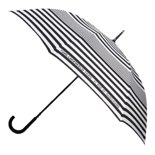 Karl Lagerfeld Stribet Paraply