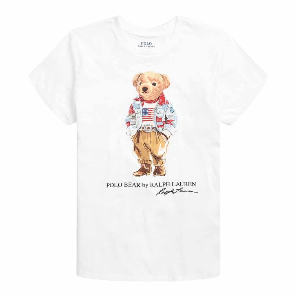 Polo Ralph Lauren Denim Bamse T-shirt
