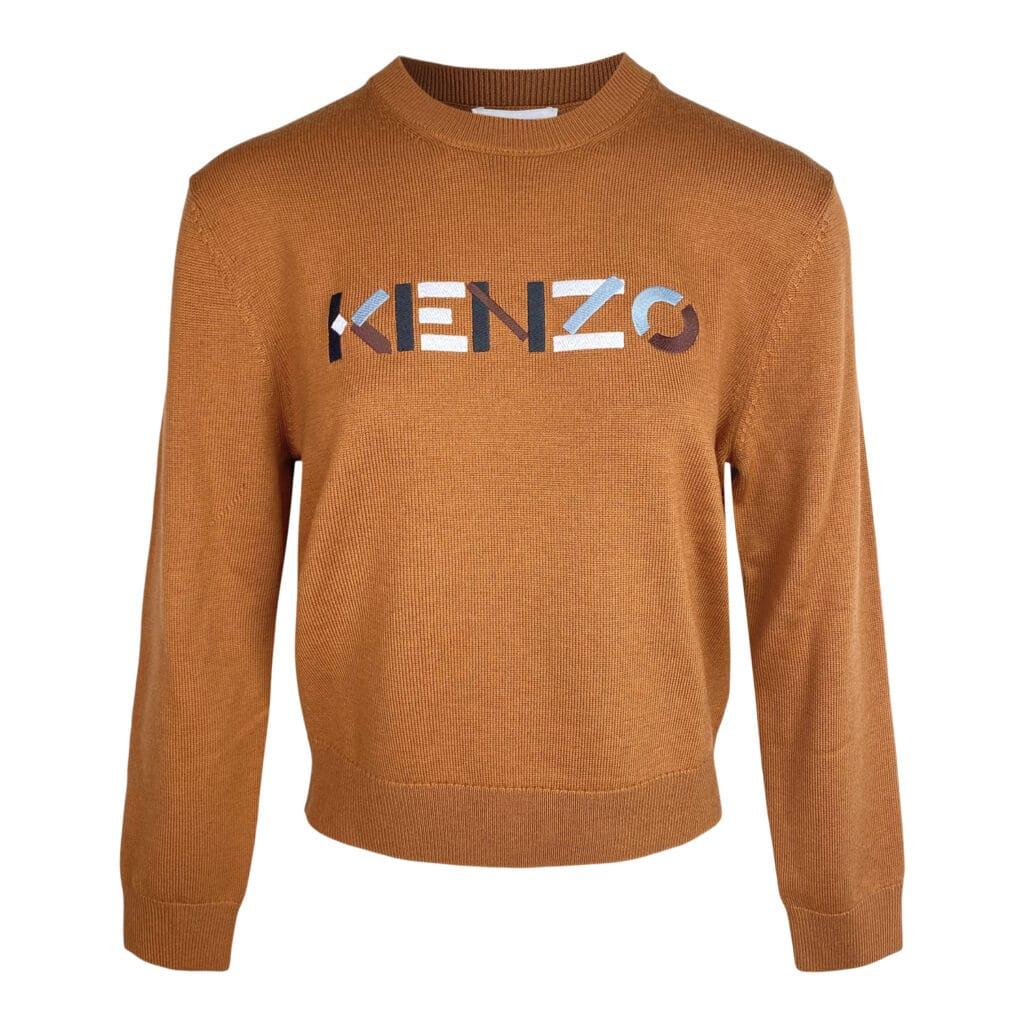 Kenzo Paprika Logo Sweater