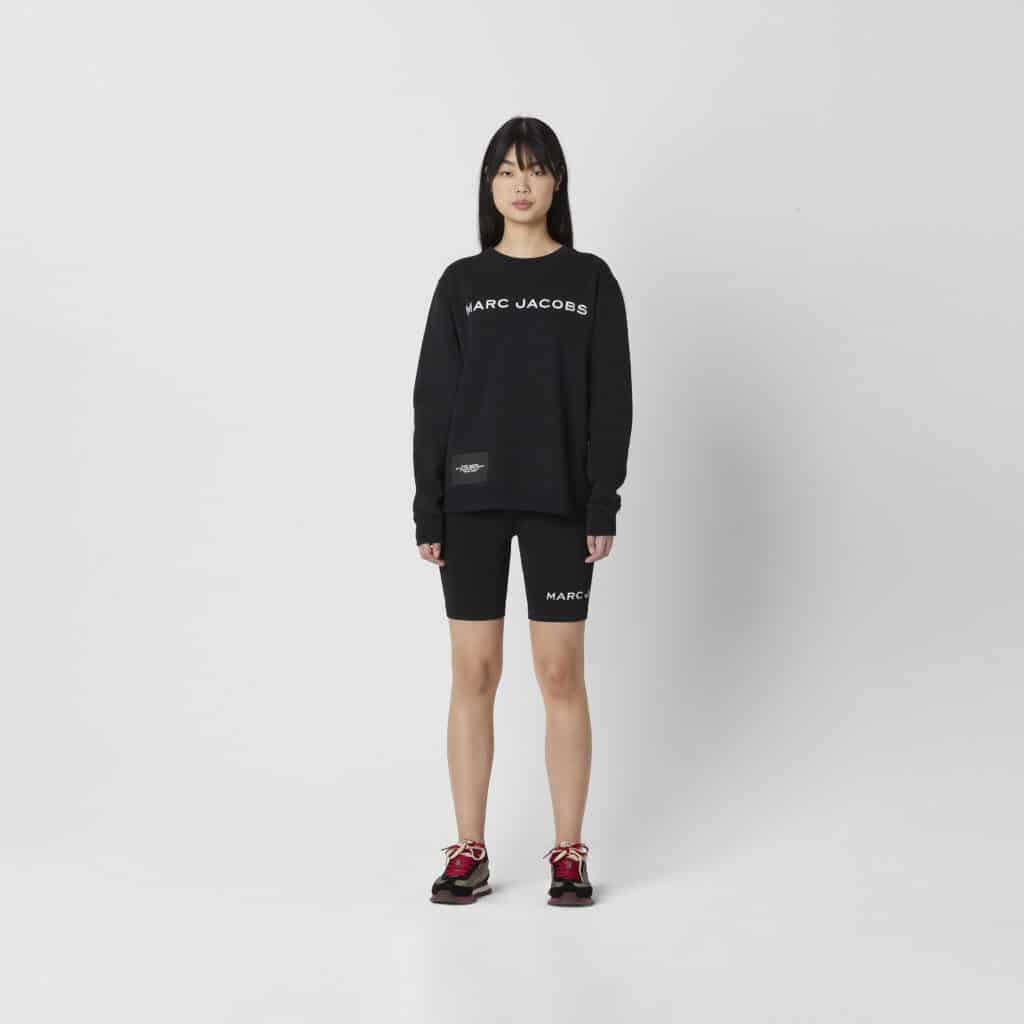 Marc Jacobs Sort Sweatshirt