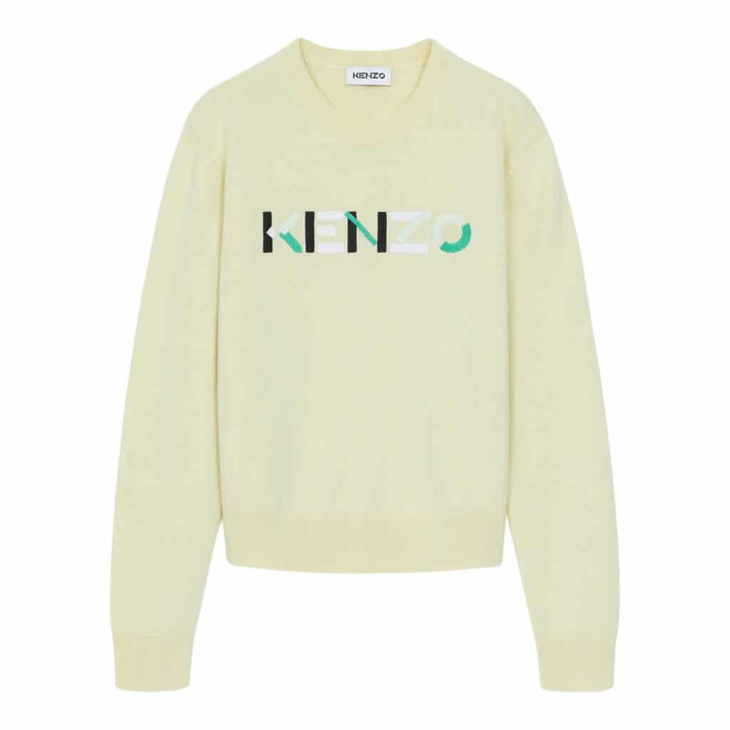 Kenzo Vanilla Sweater