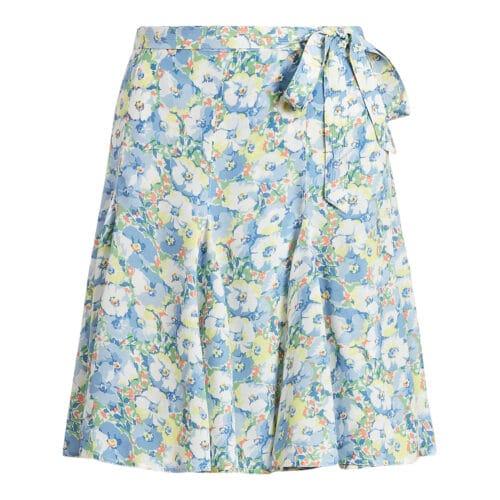 Polo Ralph Lauren Crepe Wrap Nederdel