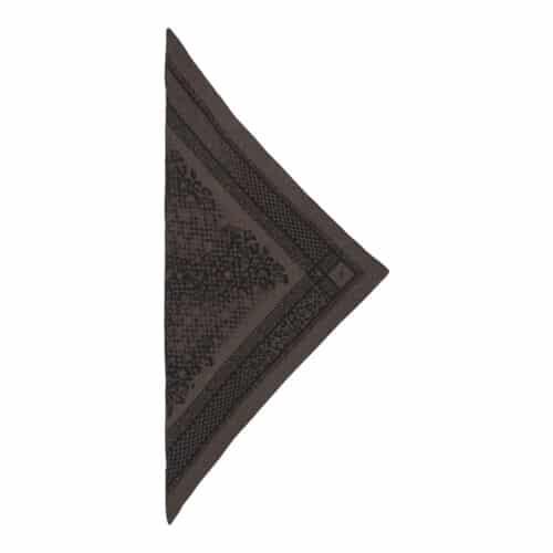 Lala Berlin Triangle Cheetah M Black On Legno